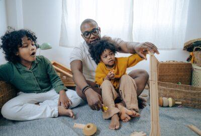 3 coisas que seu filho conta durante as brincadeiras